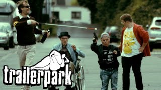 Trailerpark - Endlich normale Leute  prod by Tai Jason Official Video