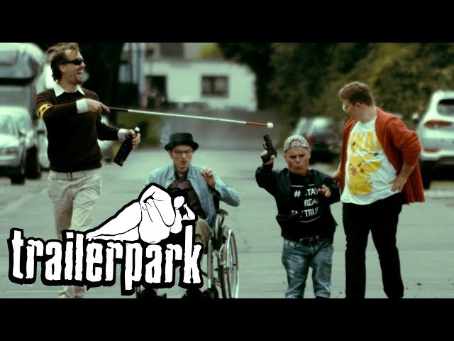 Trailerpark - Endlich normale Leute | prod. by Tai Jason (Official Video)