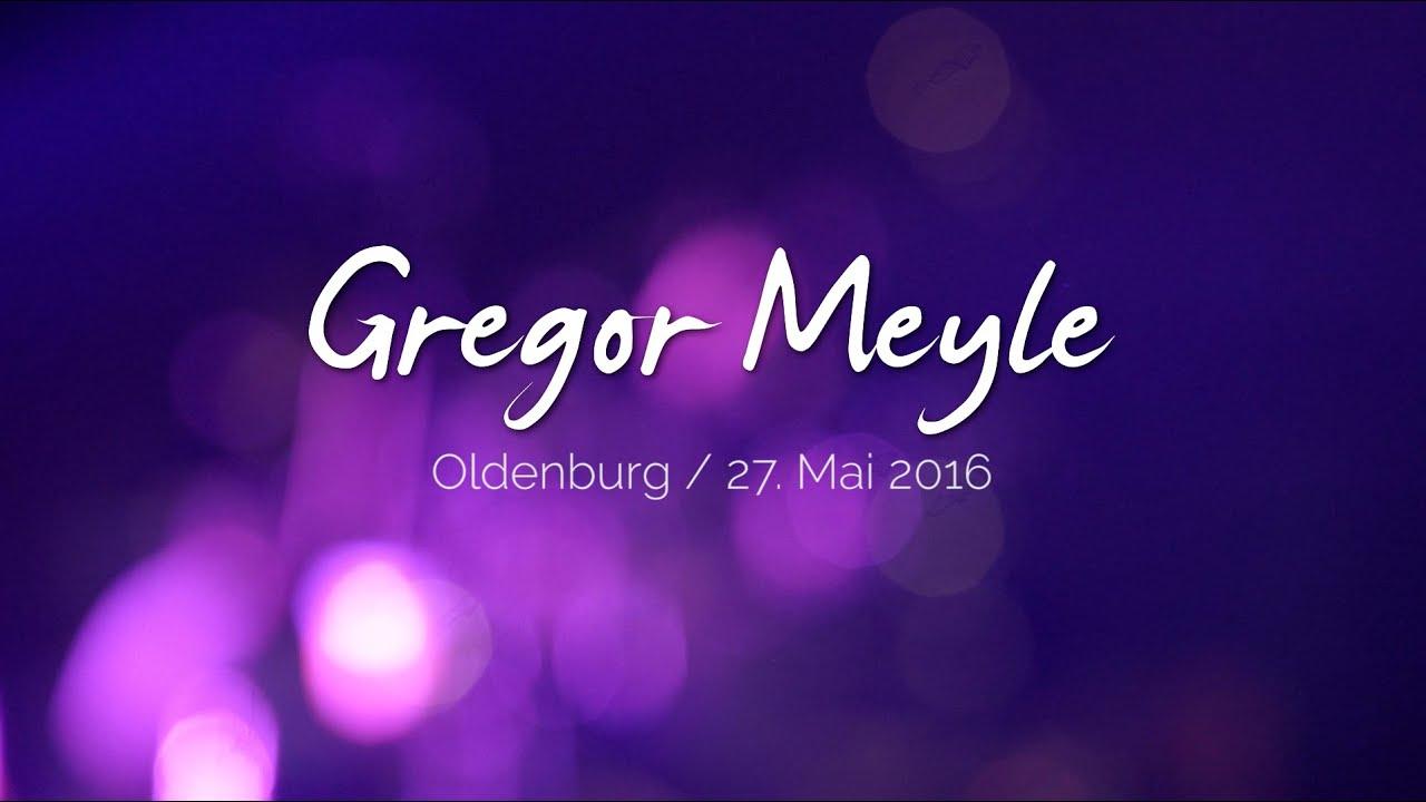 Gregor Meyle In Oldenburg 27 Mai 2016