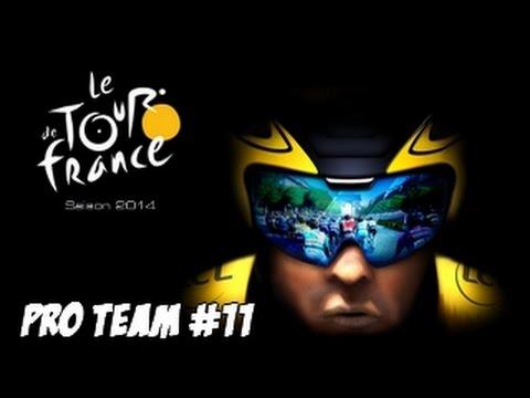[Let's Play] Tour de France 2014 | Pro Team #11 | La montagne ça vous gagne ! [HD] [Fr]