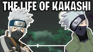 The Life Of Kakashi Hatake: The Copy Ninja (Naruto)