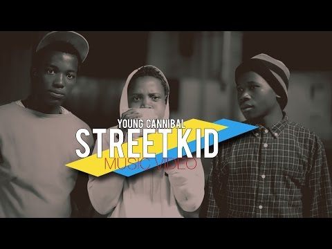 Young Cannibal - Street Kid (official music video)