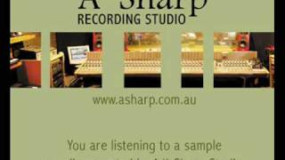 Sample Recording - Indian (music only) from A Sharp Recording Studio