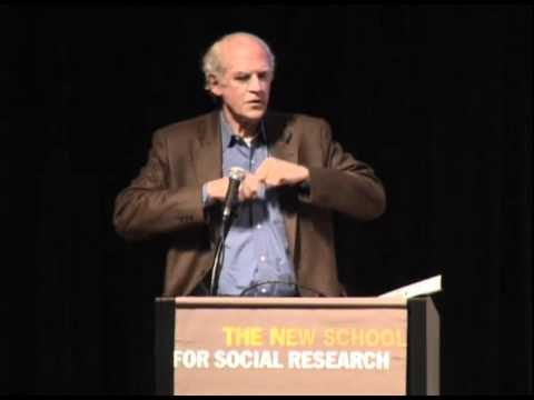 2009 - The Religious-Secular Divide: The U.S. Case -- Keynote: Charles Taylor | The New School