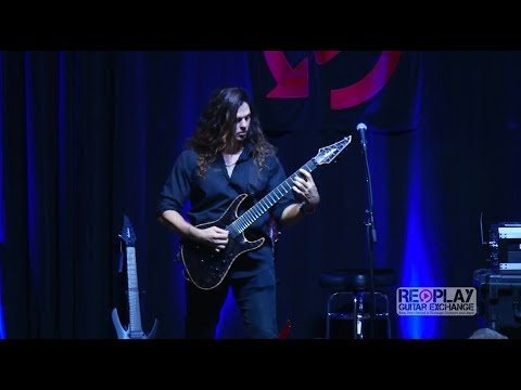 Chris Broderick 2017 Clinic at Replay Guitar Exchange