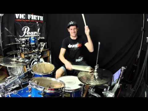 Twenty One Pilots - Drum Cover - Car Radio