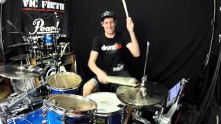 Video Twenty One Pilots - Drum Cover - Car Radio download MP3, 3GP, MP4, WEBM, AVI, FLV Desember 2017