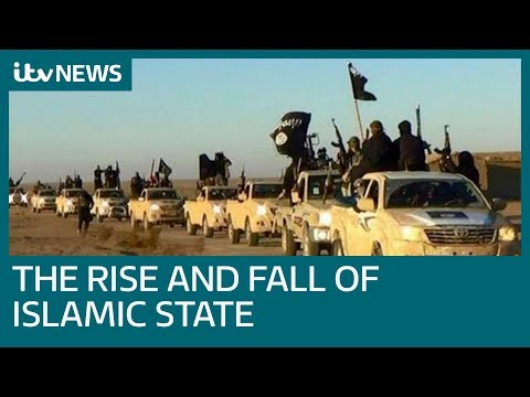 The rise and fall of Islamic State | ITV News
