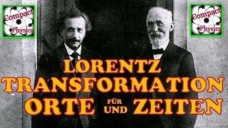 Lorentz-Transformation (Ad_Math#31) [Compact Physics] Thumbnail