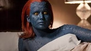 jennifer lawrence chats raven s role in x men days of future past amc movie news