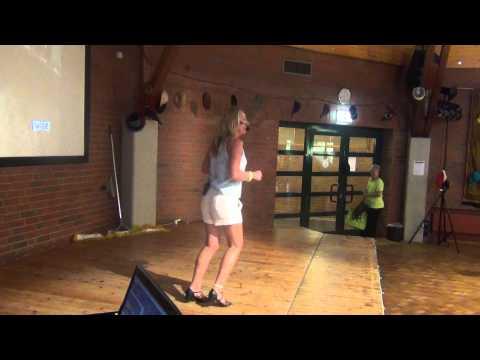 11. Intern. Line Dance Treff 2014, Workshop 5 (Teach): The Other Side (Wow Hawaii)