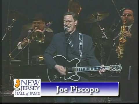 NJHOF 2008 - Joe Piscopo's New Jersey Song