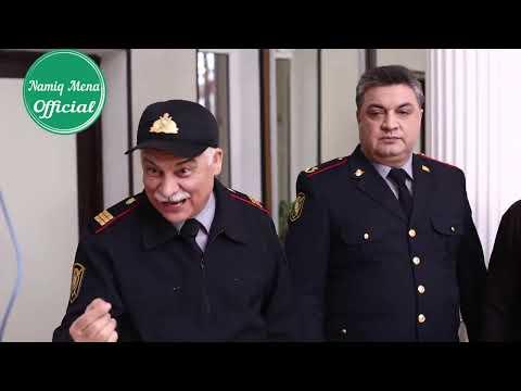 Namiq Mena  Yeni, Serialda Polis Rəisi   28.10.2018