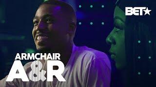 DJ Damage & Rapper Dae Jones Lock In At The Studio, Making Music. Part 3 | Armchair A&R