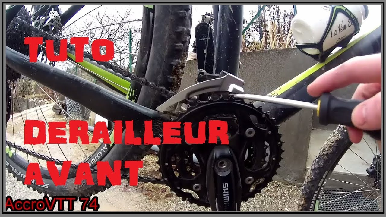 R 233 Glage D 233 Railleur Avant V 233 Lo Vtt Tuto Youtube