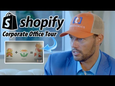NEGOTIATING A MULTI-MILLION DOLLAR SHOPIFY DEAL + CORPORATE OFFICE TOUR | Chris Record Vlogs 117