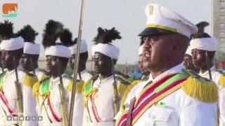 سياسة  رئيس كينيا يزور السودان بعد دعوة الانسحاب من