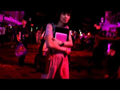 Hong Kong Disneyland Main Street Ghost Town - Deadly Dance 15' Sep 2011 [HD]