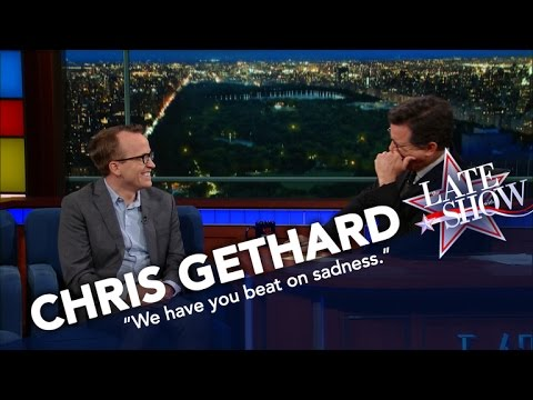 Thumbnail: Chris Gethard Would Prefer To Laugh About His Depression