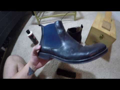 How to clean Chelsea boots {+Tips}