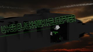 Roblox Script Showcase Episode#688/UH-60 Blackhawk Chopper