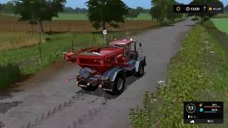 Farming simulator 17 - Blickling timelapse ep.#46