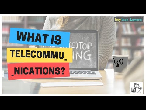 What is Telecommunications ??
