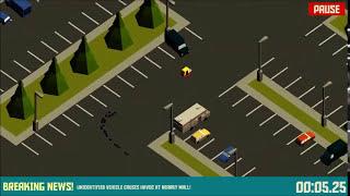 Pako - Car Chase Simulator Crazy Gameplay Android/iOS