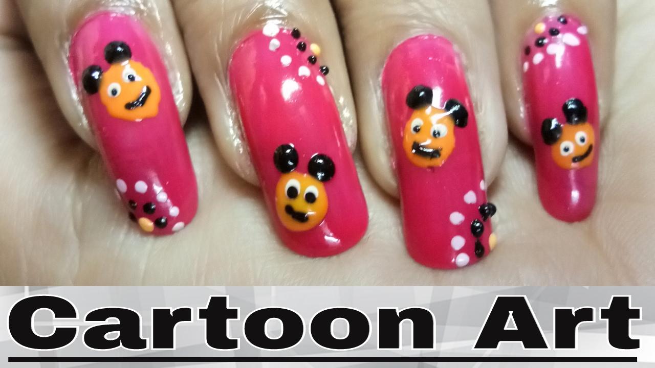 Cute Nail Art Designs Step By Step