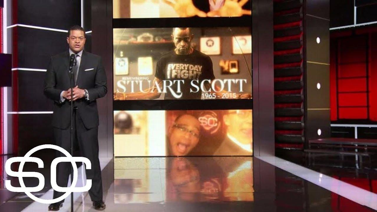 7d6c0a9c4e9 Paying tribute to the late Stuart Scott