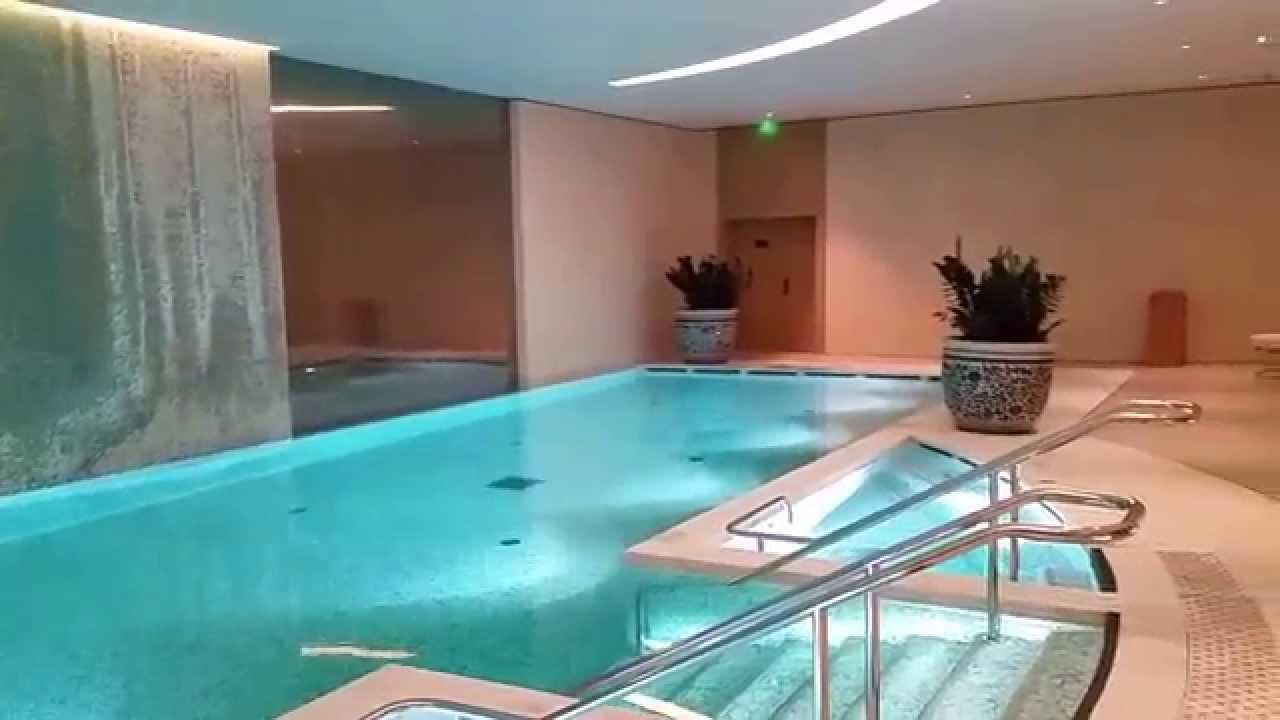 Peninsula Spa Paris