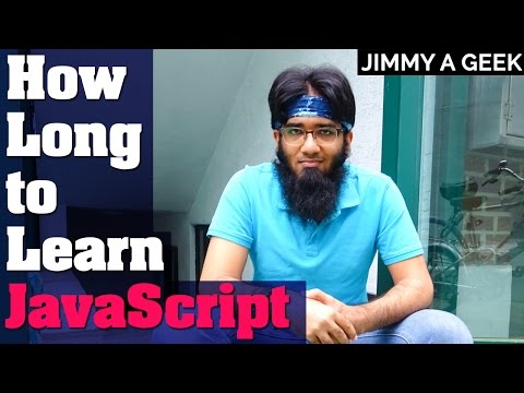 How Long it Take to Learn JavaScript Programming ?