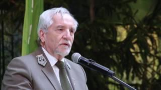 Konrad Tomaszewski na targach Hubertus Expo 2017