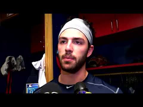 Dansby Swanson at Spring Training Camp