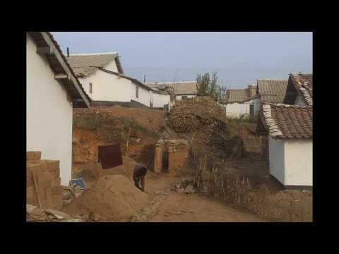 Rural Houses In North Korea Youtube