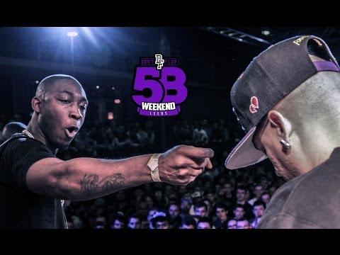 DIALECT VS CORTEZ   Don't Flop Rap Battle