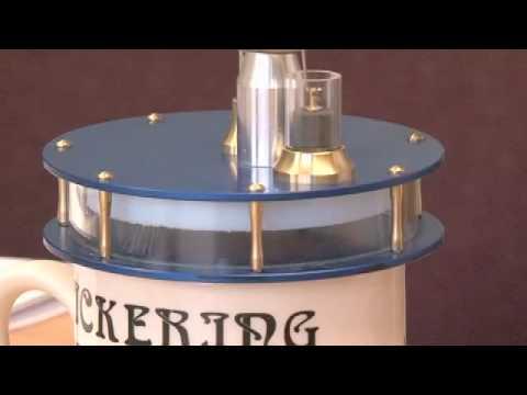 The coffee-powered engine - Sixty Symbols