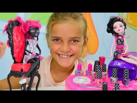 Spielspaß mit Ayça und Monster High- 3 Folgen am Stück