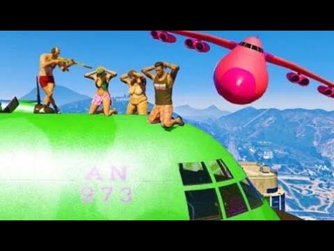 GTA 5 Crazy Life Compilation (GTA V PC Gameplay Funny Moments)