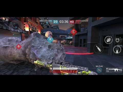 Обычный бой Warface Mobile #1