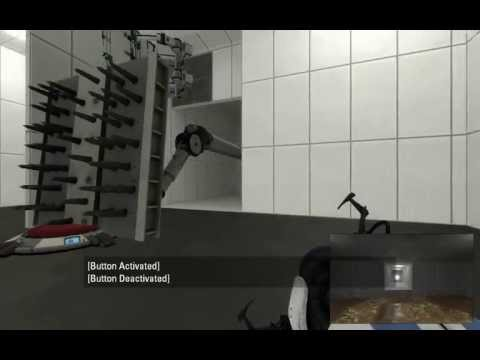 Portal 2 coop map - You Bloody Hell?! Coop