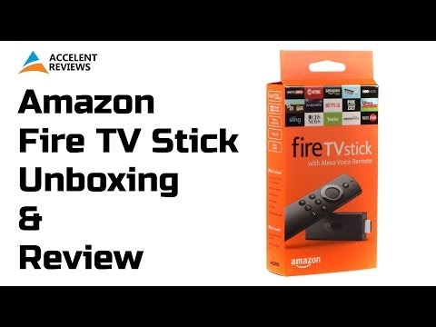 Amazon Fire TV Stick Unboxing, Setup & Review for India - YouTube