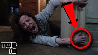 Top 10 Dumbest Things People Do In Horror Movies
