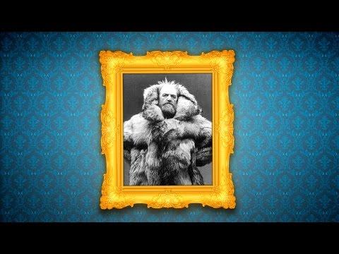 Axoportraits #3 : Le Viking Vagabond