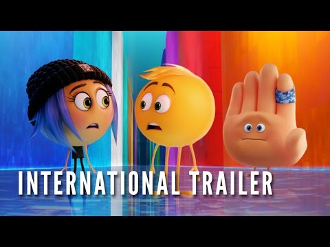THE EMOJI MOVIE - Official International Trailer (HD)