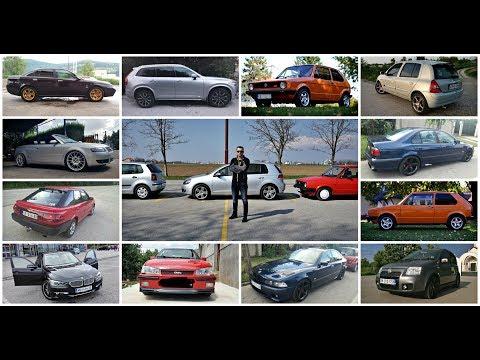 OCENJUJEM VAŠE AUTOMOBILE #2 - Kadett GSI, Alfa 166, BMW E39, Golf 1...