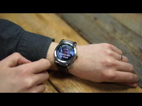 Sailfish Watch Hands-on Demo
