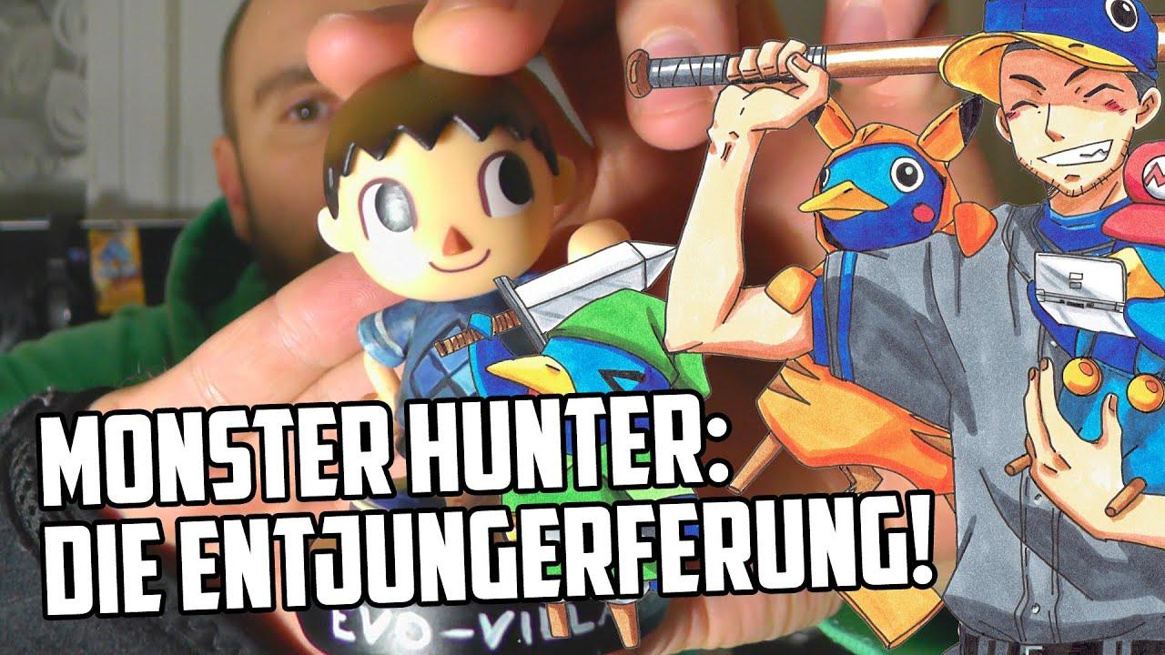Monster Hunter: Die Multiplayer-Entjungferung! [PrinnyLog