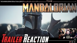 The Mandalorian - Angry Trailer Reaction!