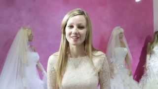 Промо ролик свадебный салон